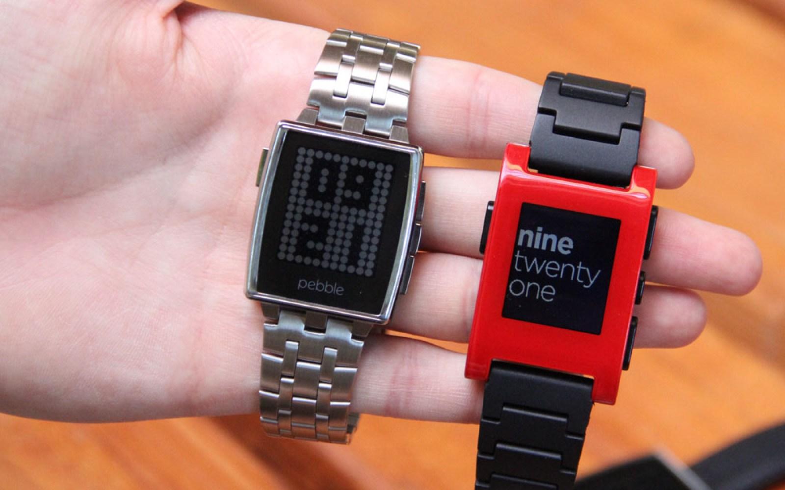 Pebble Steel smartwatch leaks: metal & Gorilla Glass version on the way (Update: Announced)