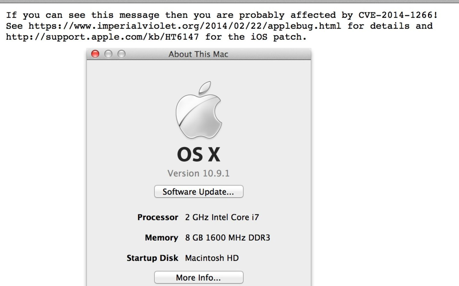 Apple Patched A Major Ssl Bug In Ios Yesterday But Os X Is Still At
