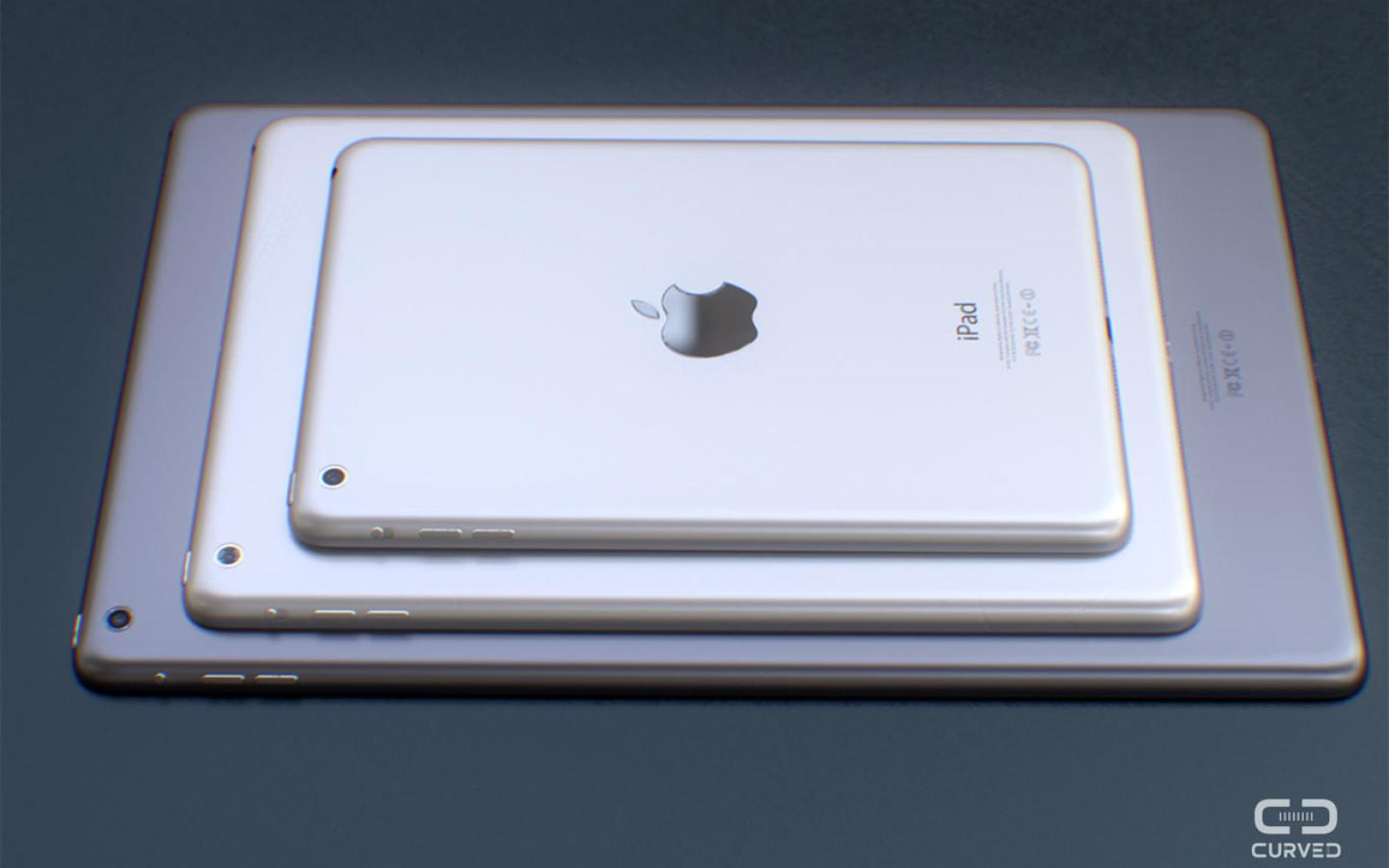 iPad Pro rumored specs: smaller 12.2-inch display, 7mm thickness, Left/right stereo speakers