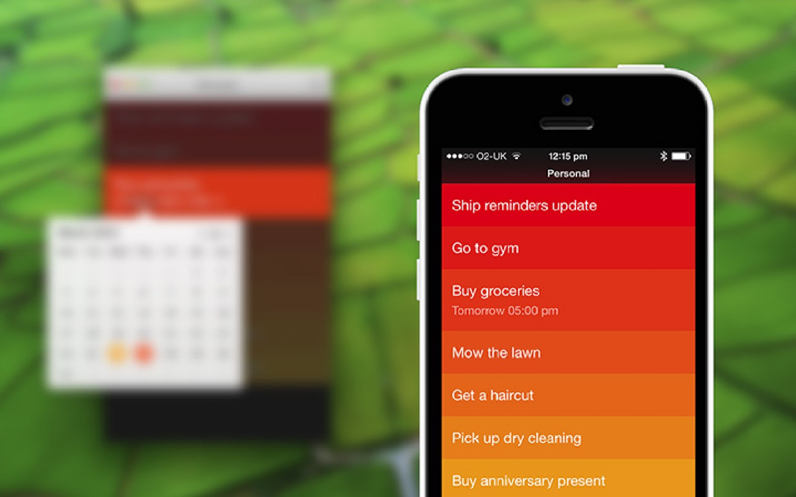 Realmac teases upcoming Reminders feature in popular 'Clear' task app