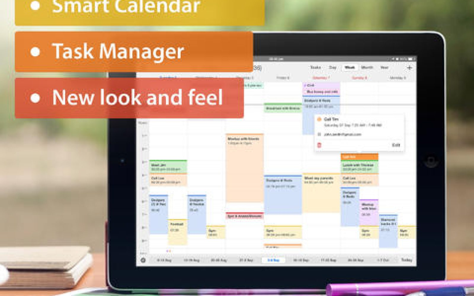 Readdle's Calendar apps get new iPad UI, custom reminders on iPhone, & more