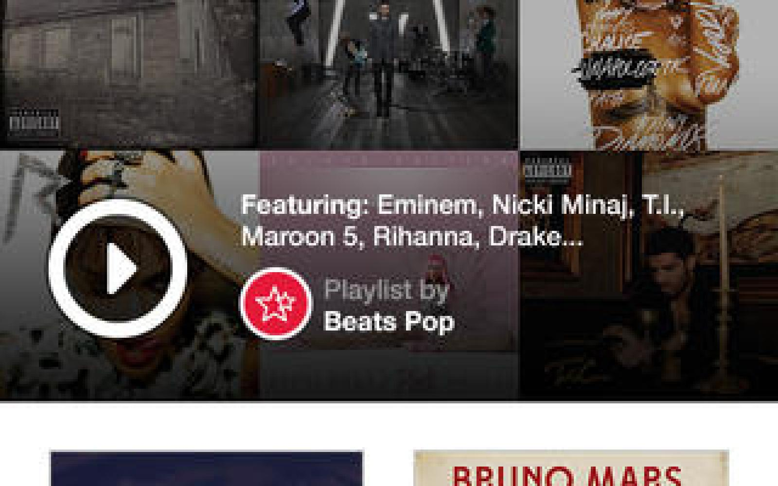 Beats Music iOS app drops yearly pricing to $99, extends free trial as Apple confirms deal