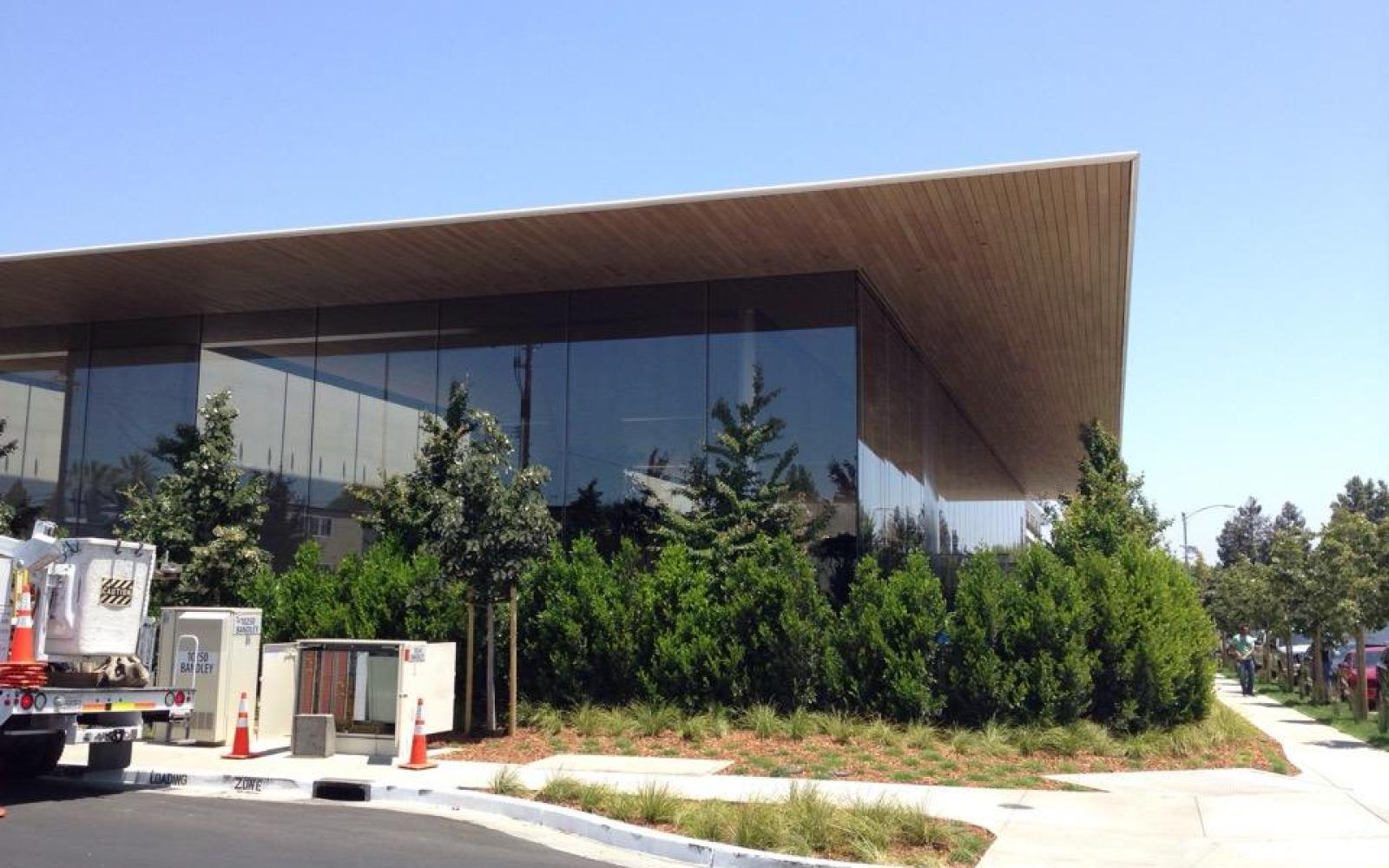 Apple opens stunning new (and more private) Caffè Macs employee cafeteria in Cupertino