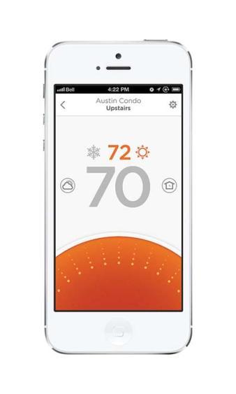 Apple's HomeKit partner Honeywell launches Lyric smart thermostat Nest competitor