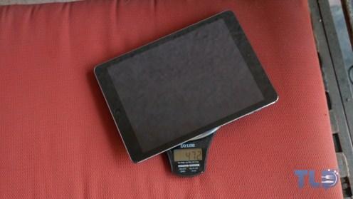 iPad Air Scale