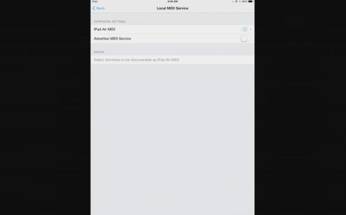 New for audio in iOS 8 & Yosemite: MIDI over Bluetooth LE, new inter