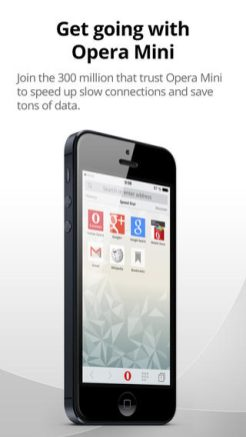 Opera Mini for iOS gets redesign, themes, QR code reader & much more