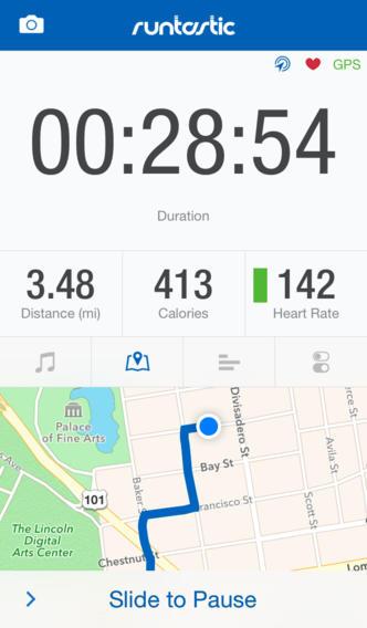 Runtastic-iOS-app