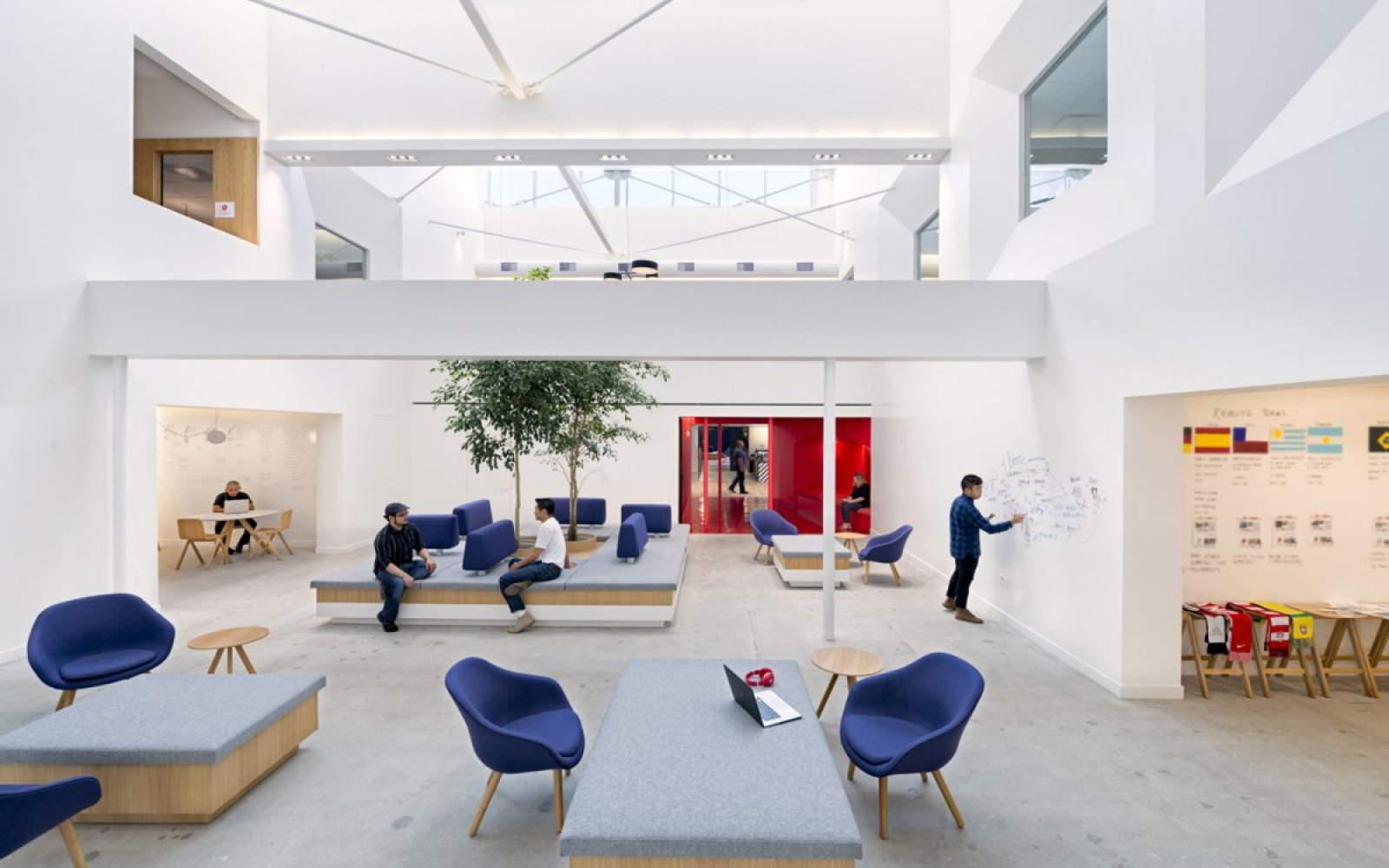 Gallery: Beats' exotic 105,000 sq ft office in California