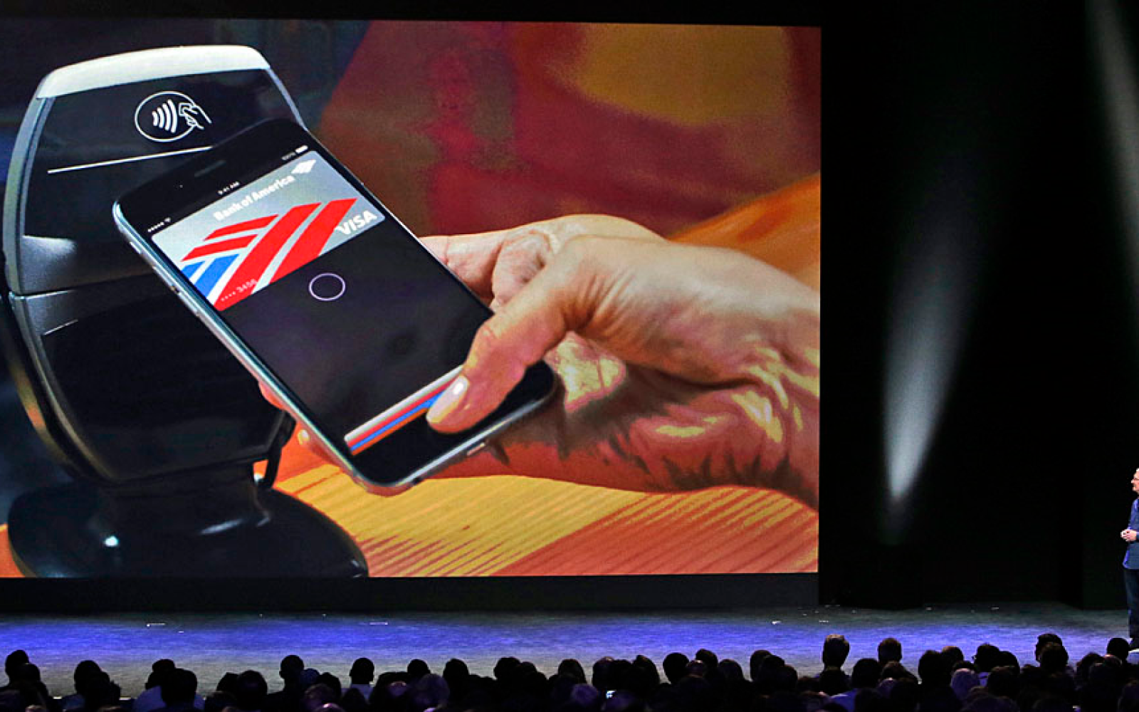 Bank of America announces 1.1 million cards using Apple Pay, new grocery stores add support