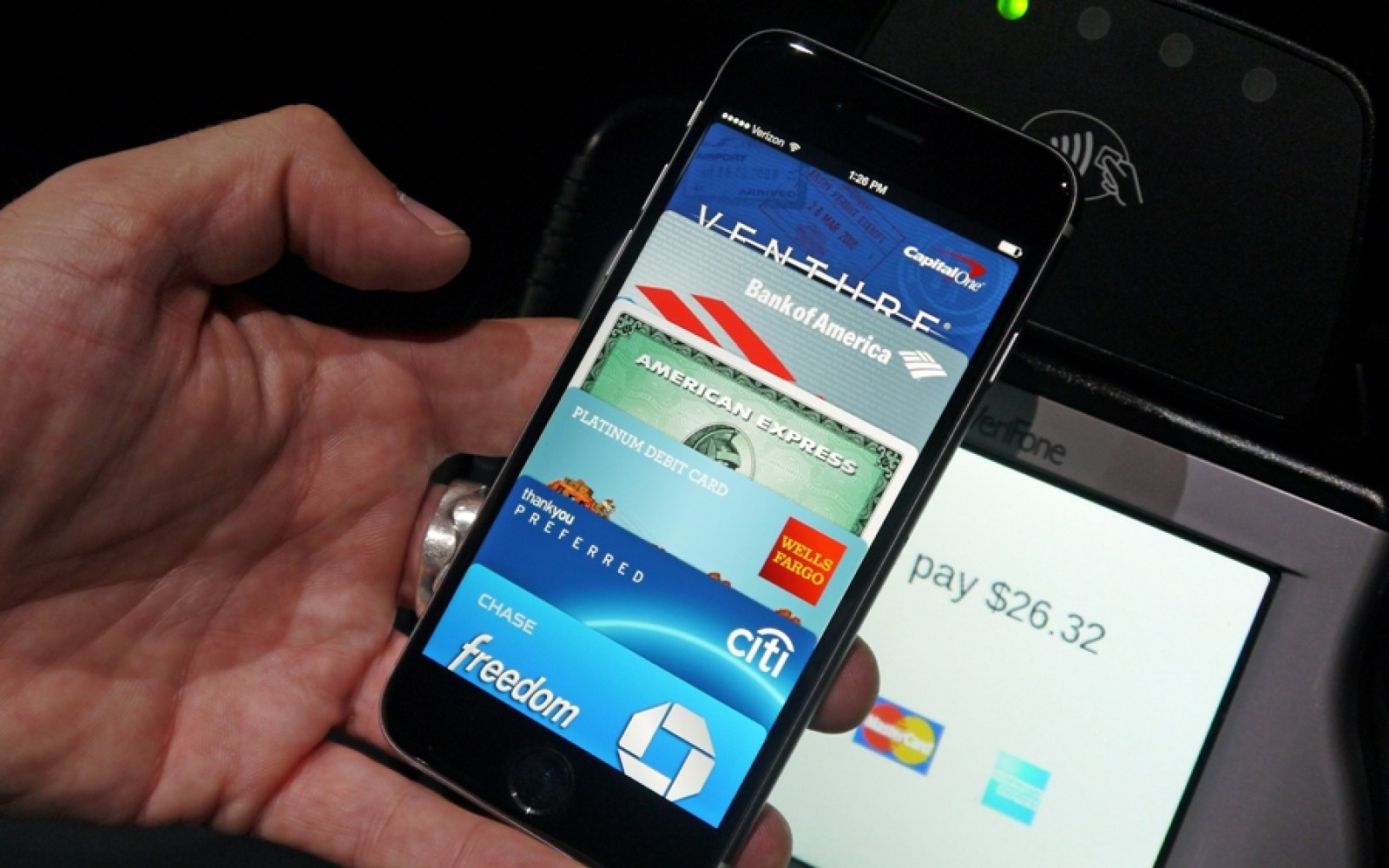 Apple Pay Adds Support For Cards From Fremont Bank Nih Federal