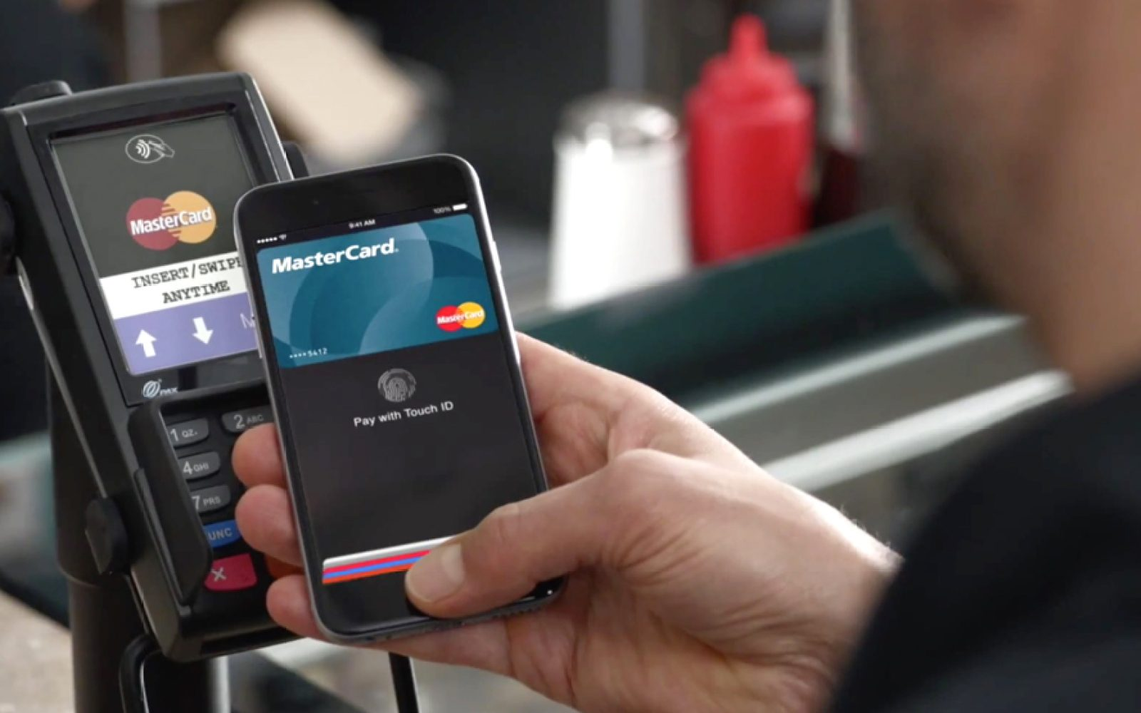 Apple in talks to expand NFC in iPhone 6 beyond Apple Pay