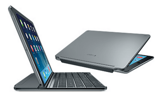 Logitech announces new iPad Air 2 Keys-To-Go, Type+, and Ultrathin keyboard cases