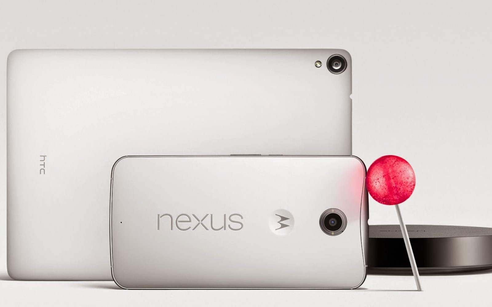 Google announces Nexus 9 tablet, Nexus 6 phone and Player TV/Gaming on the eve of Apple's iPad event