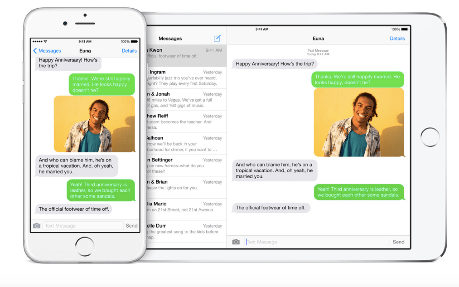 Yosemite & iOS 8 How-to: Set up and use SMS Relay