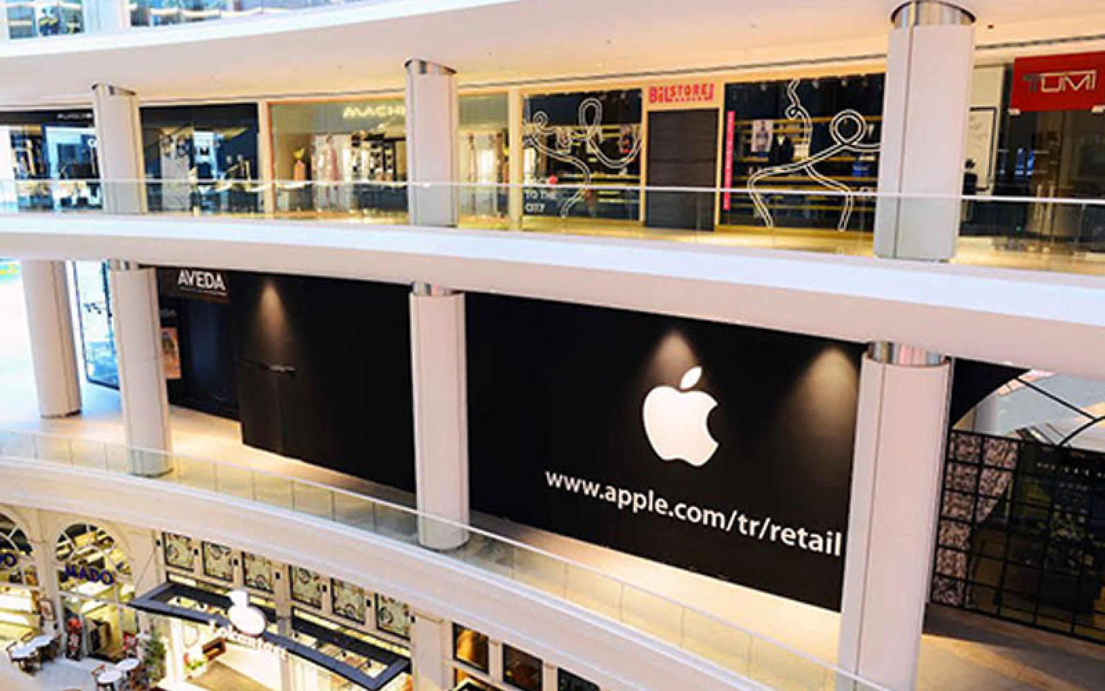 Second Apple Store in Turkey appears to be nearing completion