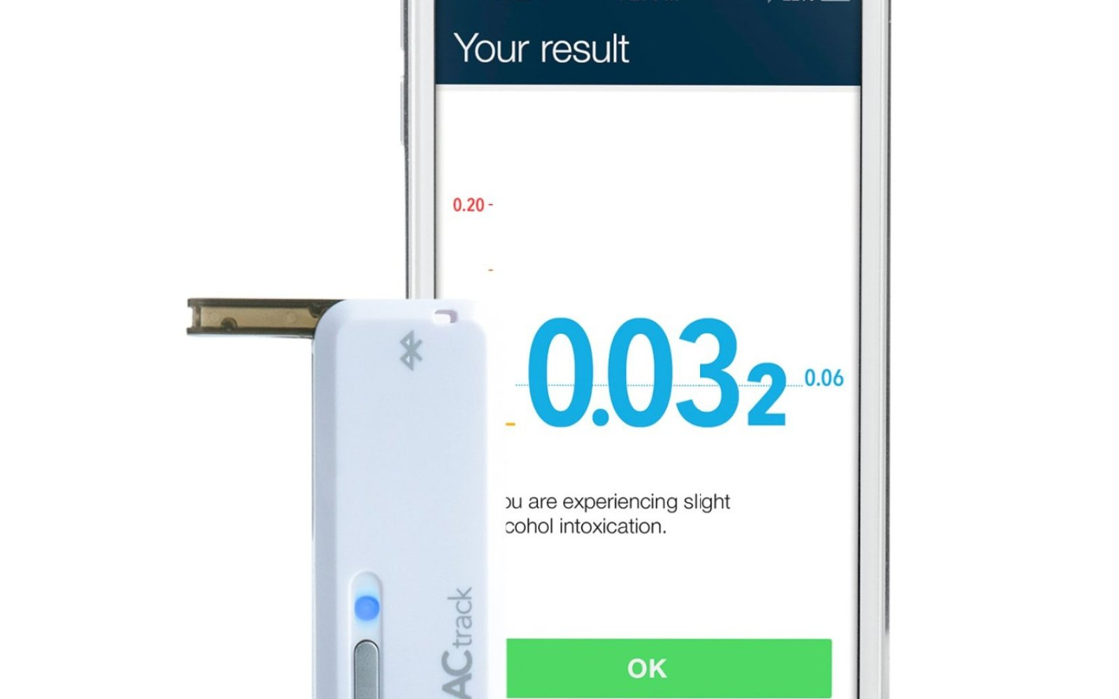 Apple's Health app can now track how drunk you are w/ updated BACtrack breathalyzers