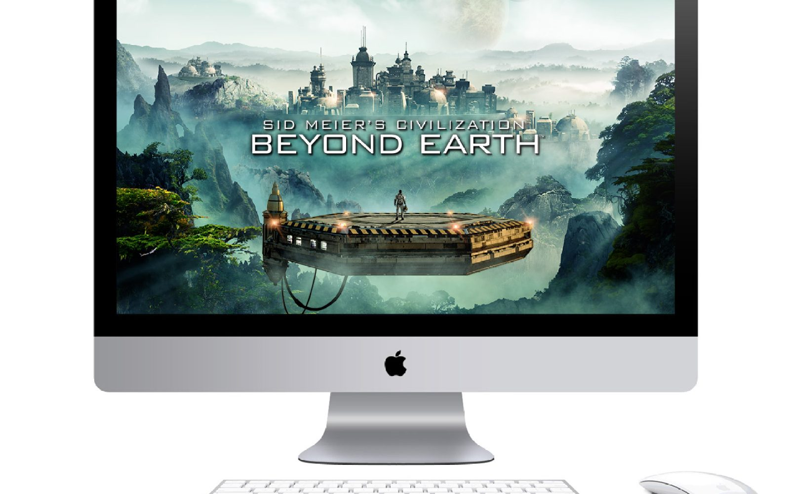 Civilization: Beyond Earth arrives today for Mac users