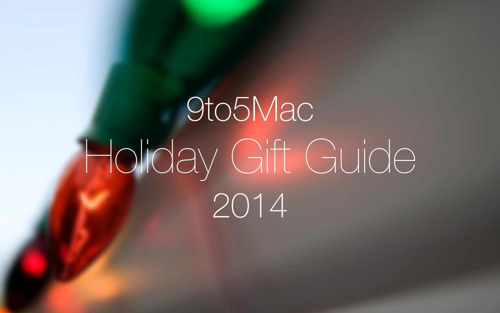 Jeremy's holiday gift guide: Mac, iPhone & iPad gear you can trust