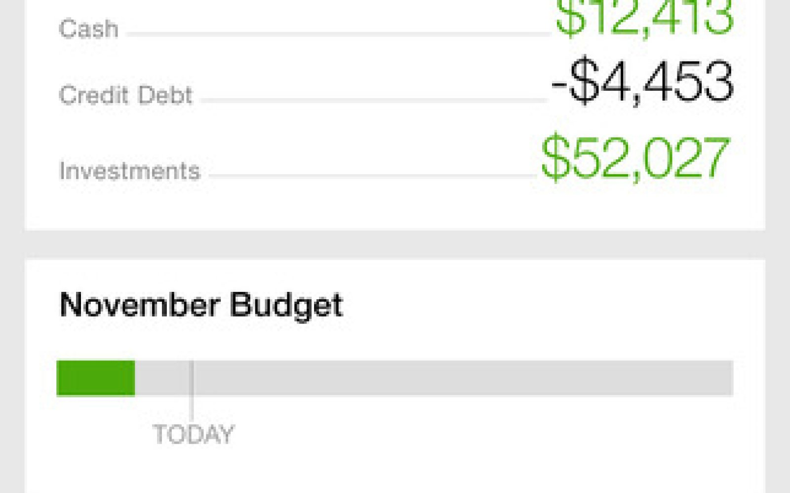 Intuit's Mint iPhone app updated with faster personal