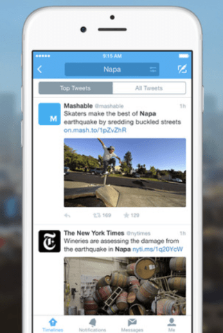 Twitter for iPhone rolling out Tweet sharing via Direct Messages
