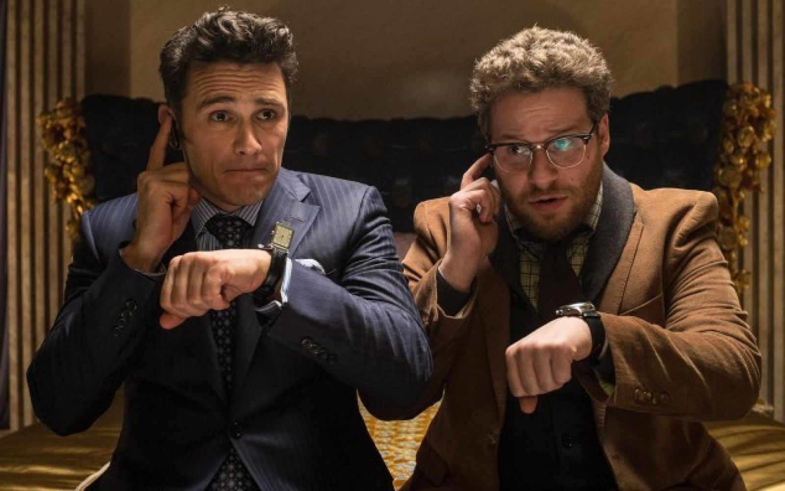 Apple now streaming Sony's 'The Interview' on iTunes