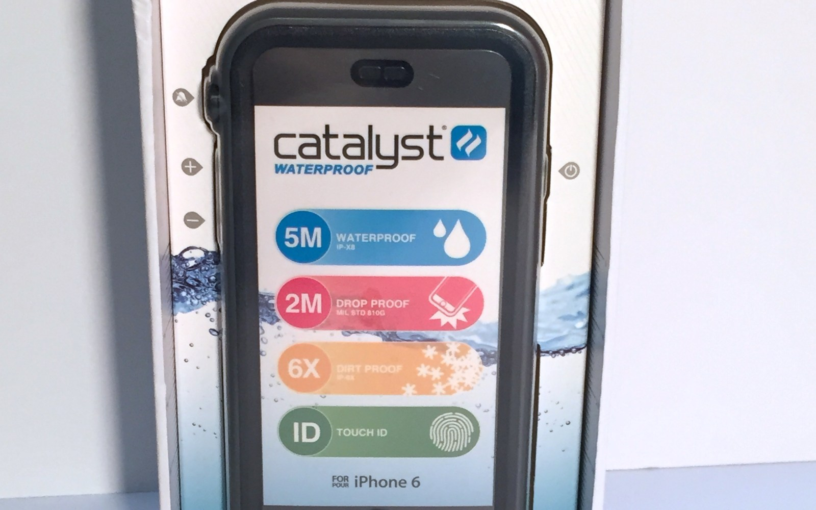 Review: Catalyst for iPhone 6 – Offers protection for your active lifestyle at reasonable price