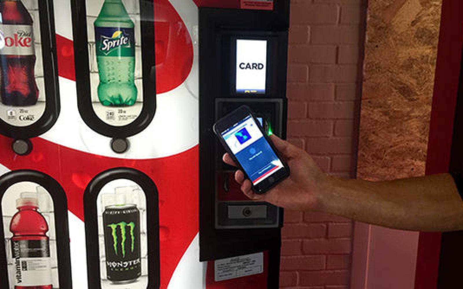 Apple Pay coming to 200,000 vending machines, kiosks, paid parking & other self-serve locations
