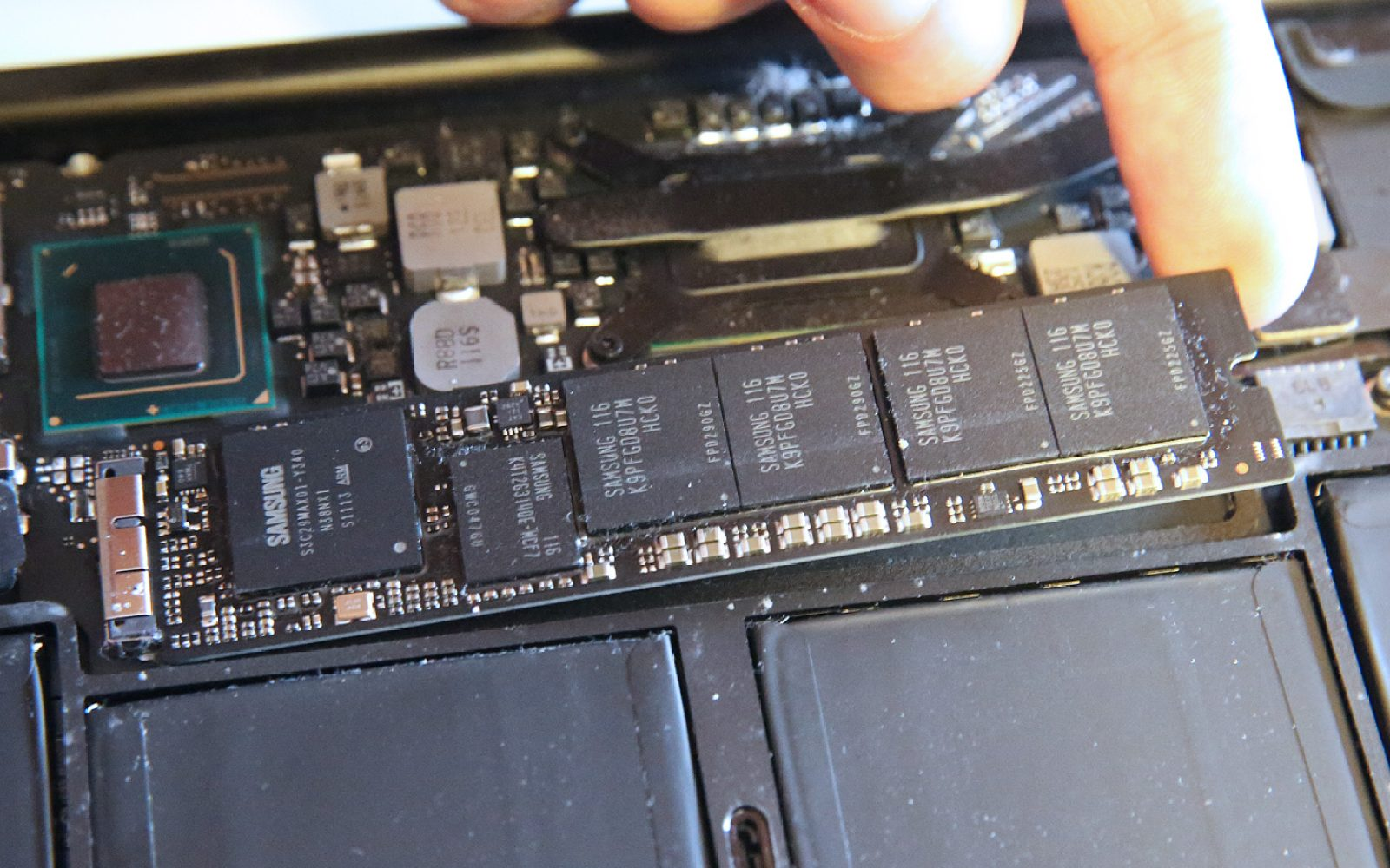 How-To: Upgrade the SSD in your MacBook Air or Retina
