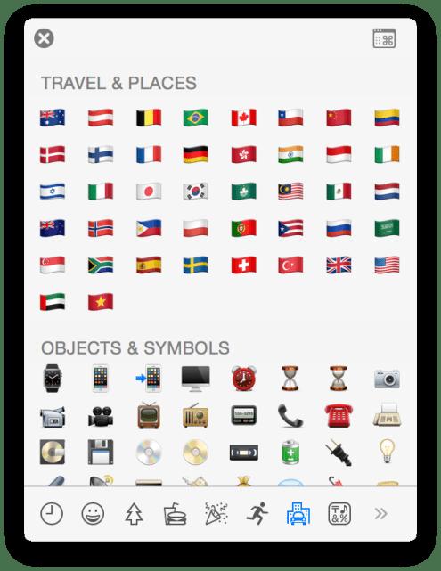 Emoji 10.10.3