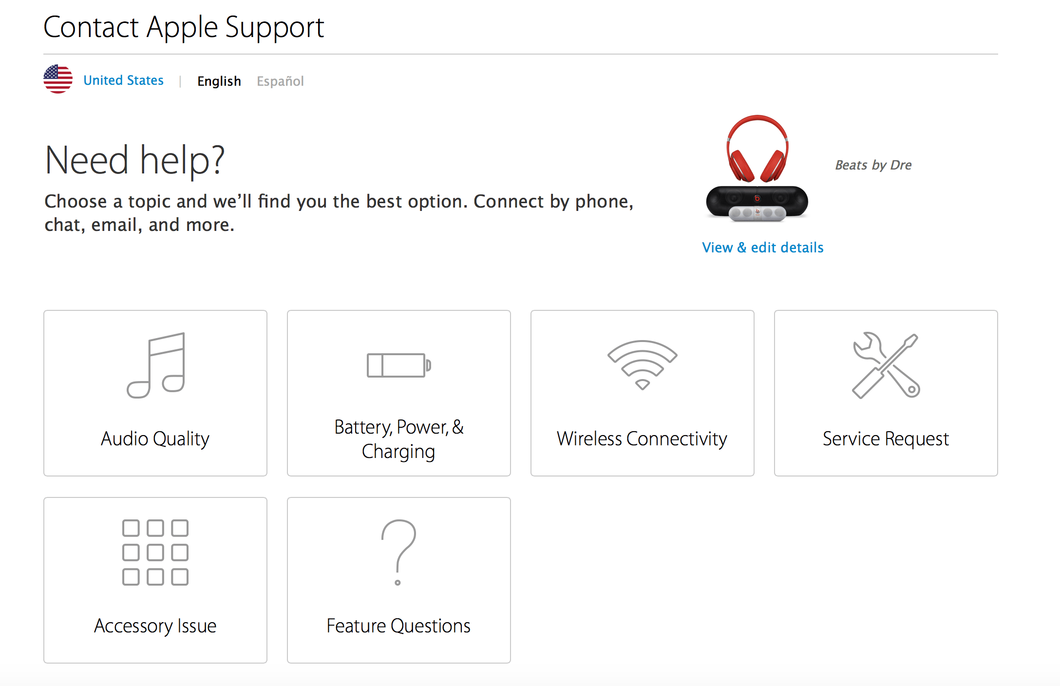 Apple To Begin Offering Web Based Chat Support For Beats