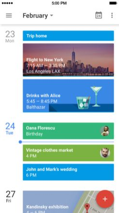 Google releases Calendar for iPhone app - 9to5Mac
