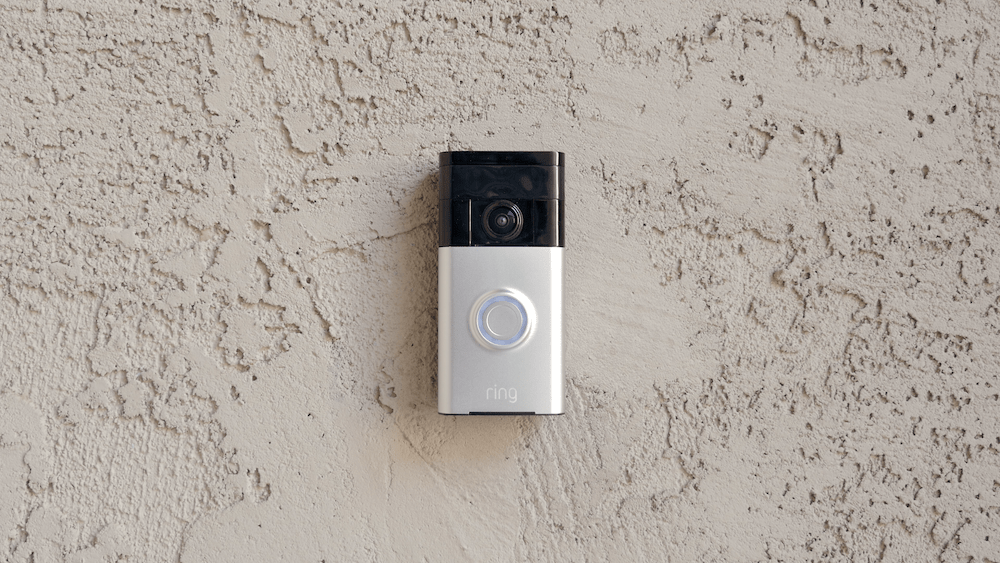 review ring video doorbell is a simple smart home accessory that rh 9to5mac com