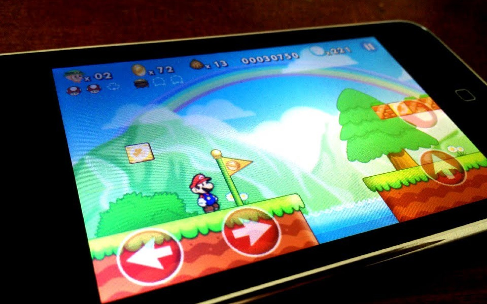 Nintendo to start making iPhone games, including first-party IP like Mario