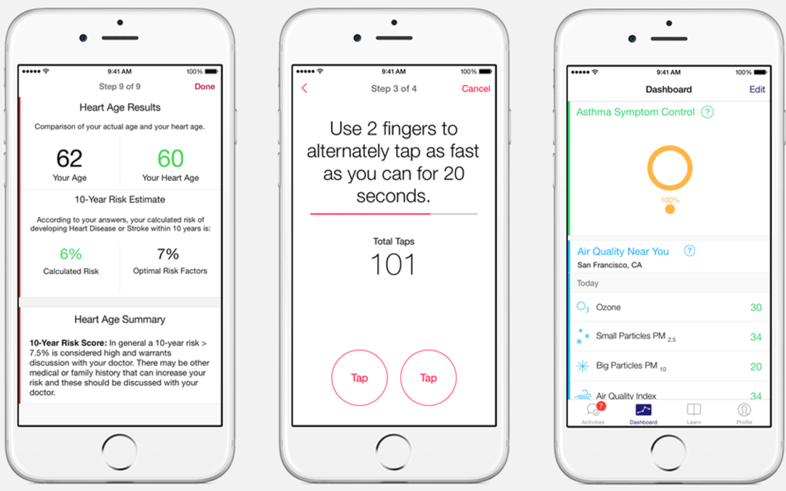 ResearchKit did in 24 hours what would normally take 50 medical centers a year – Stanford University