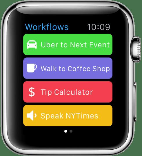 1. My-Workflows
