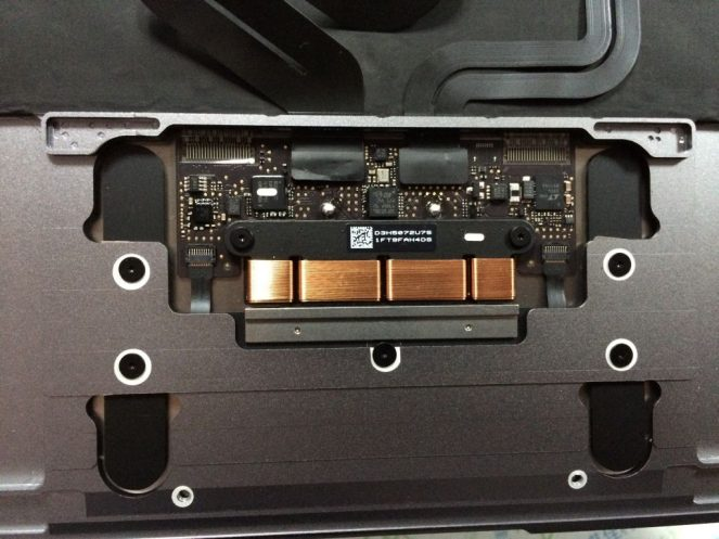 Force Touch module