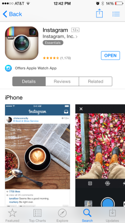 Apple Watch App Store more 2