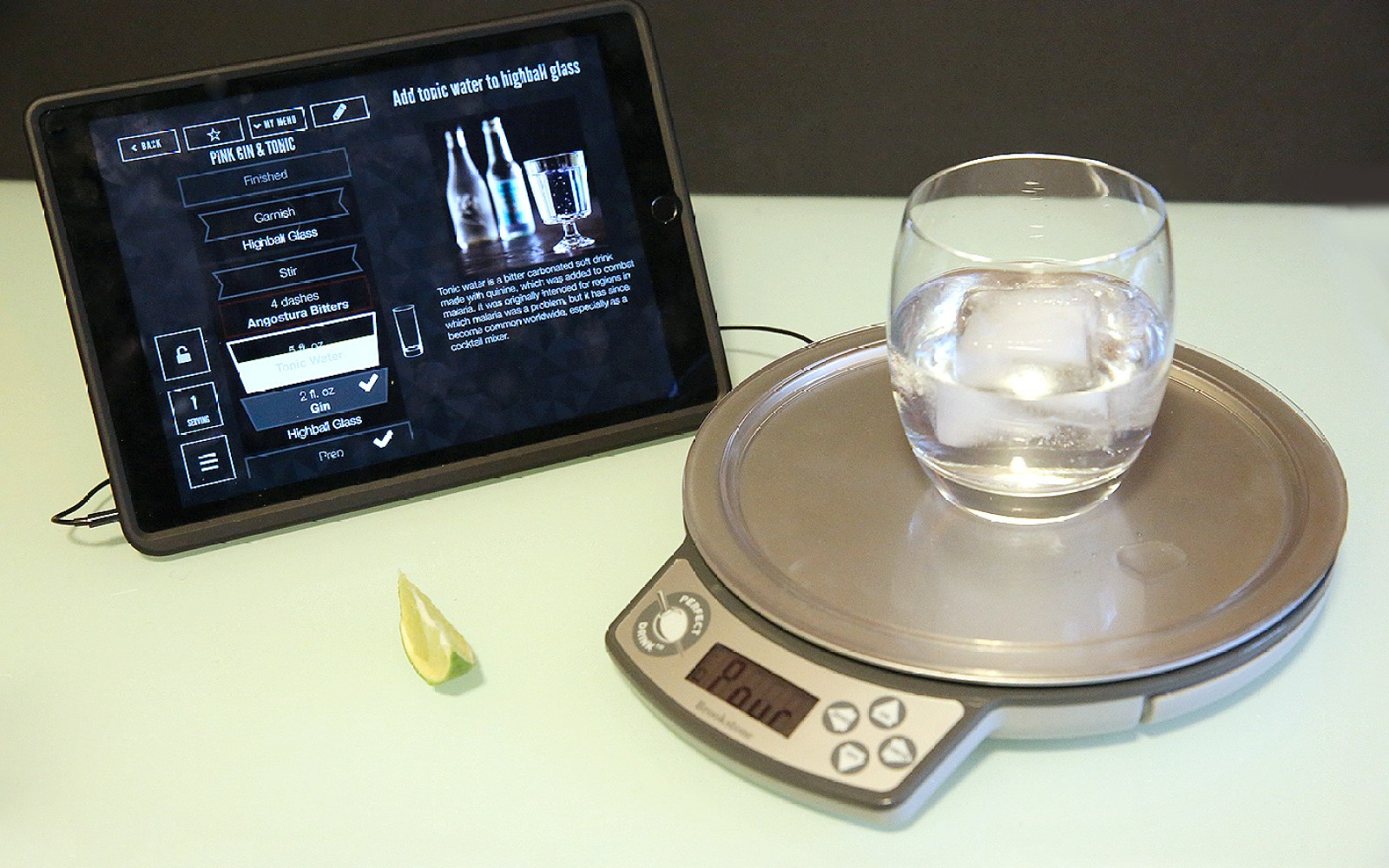 Review: Brookstone's Perfect Drink 3 helps you craft cocktails with whatever's on hand