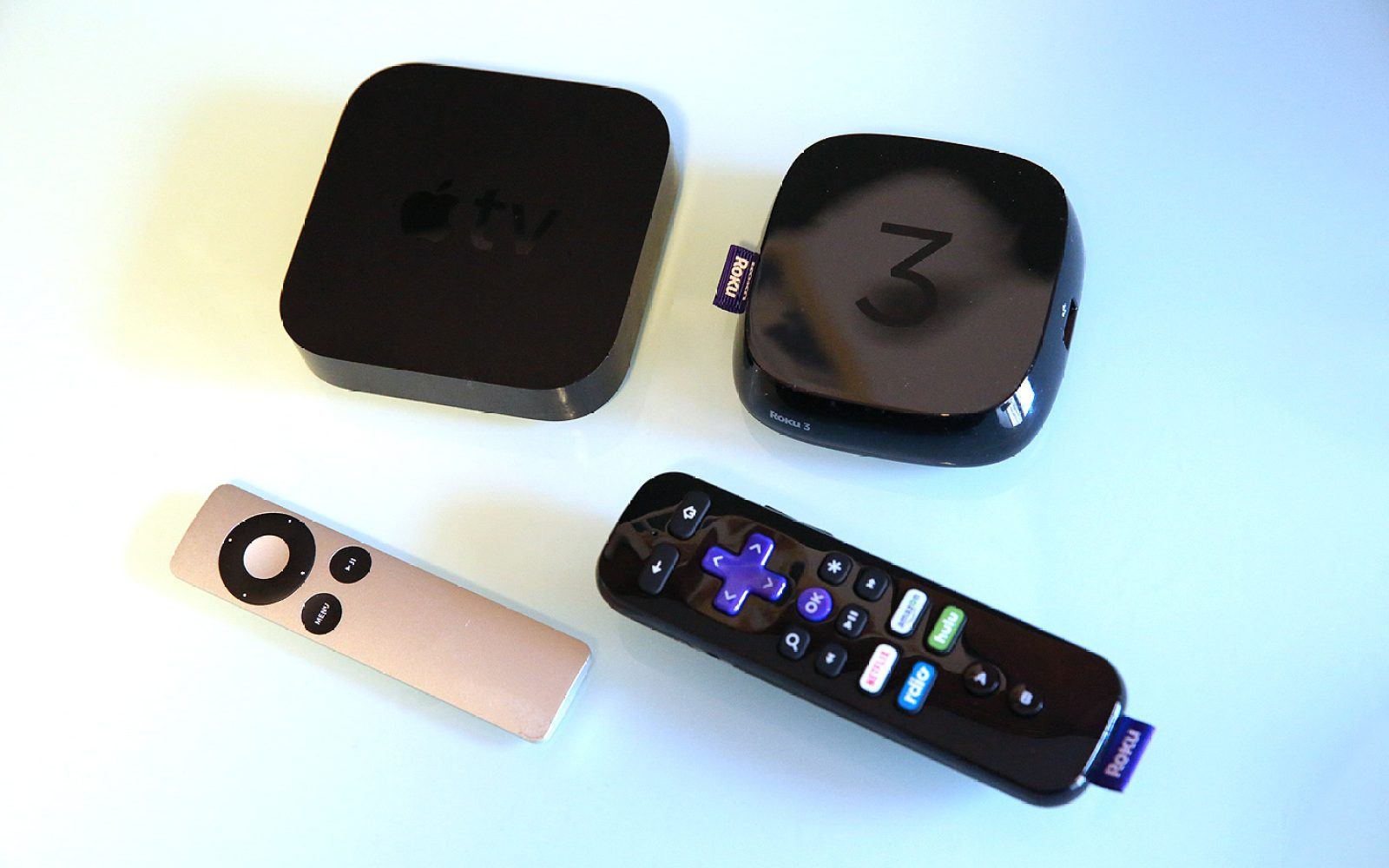 Opinion  Roku s new media players use voice search and apps to make Apple  TV feel old c7ad5e5ec8e4a