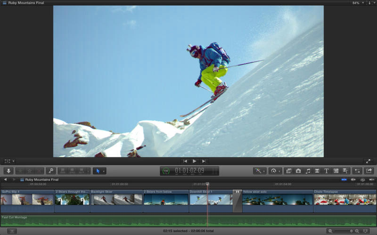 Apple releases Final Cut Pro 10.2, Motion 5.2 with 3D titles, Compressor 4.2 with iTunes publishing