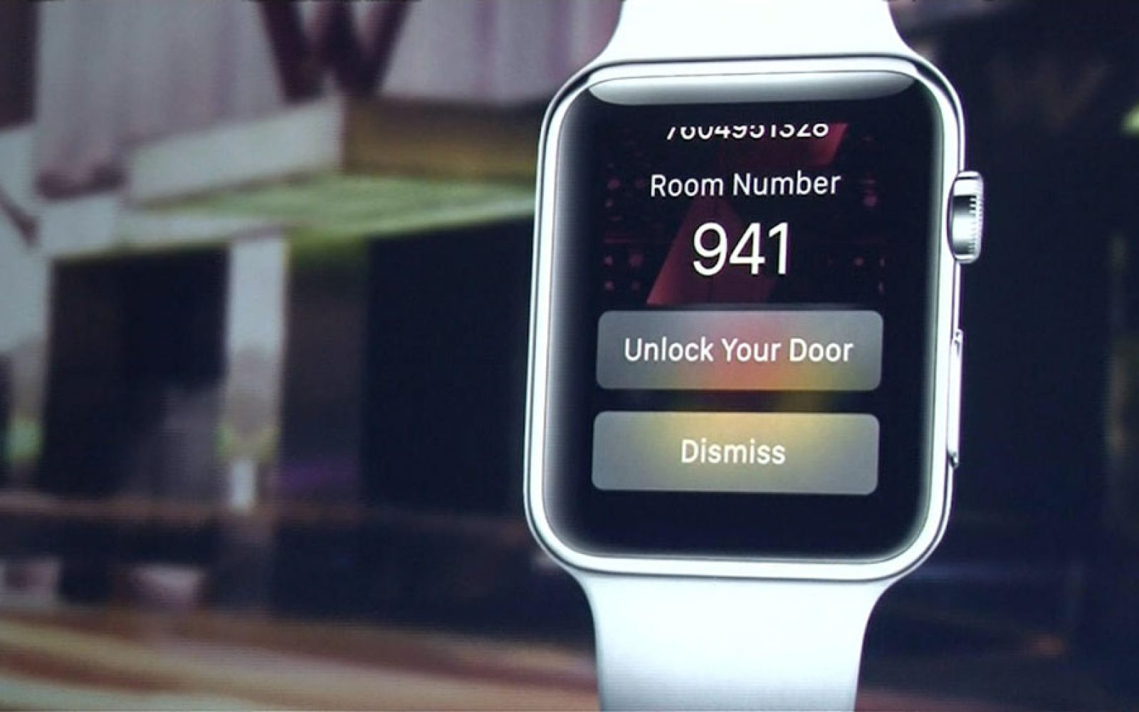 Your Apple Watch can now open your hotel room door at over 100 Starwood Hotels