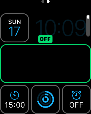 Apple Watch faces 3