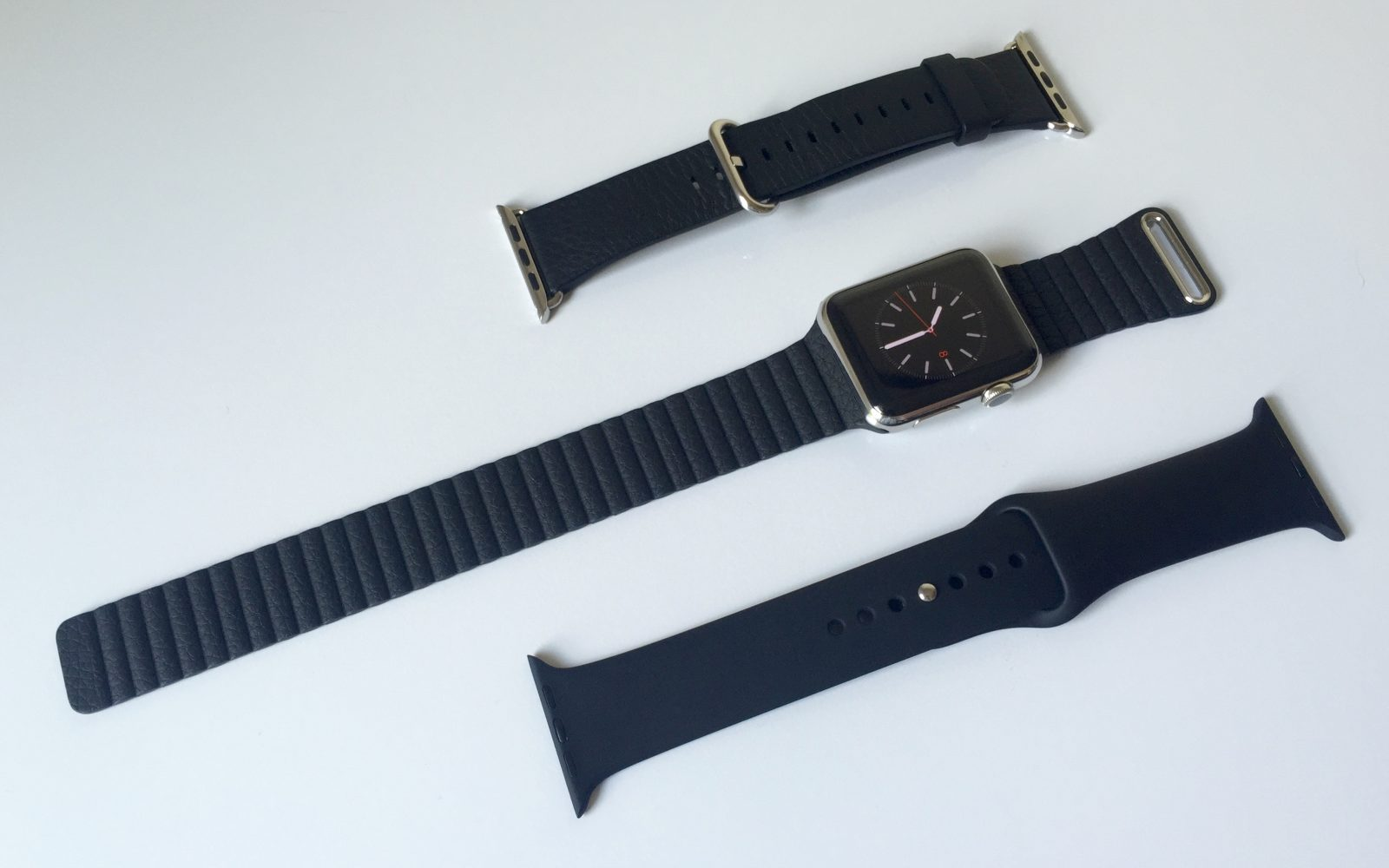 376792e0e Hands-on: Apple Watch standalone bands, packaging, & swapping - 9to5Mac