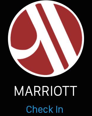 Marriott International Apple Watch 4