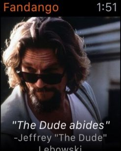 The Dude Abides 2