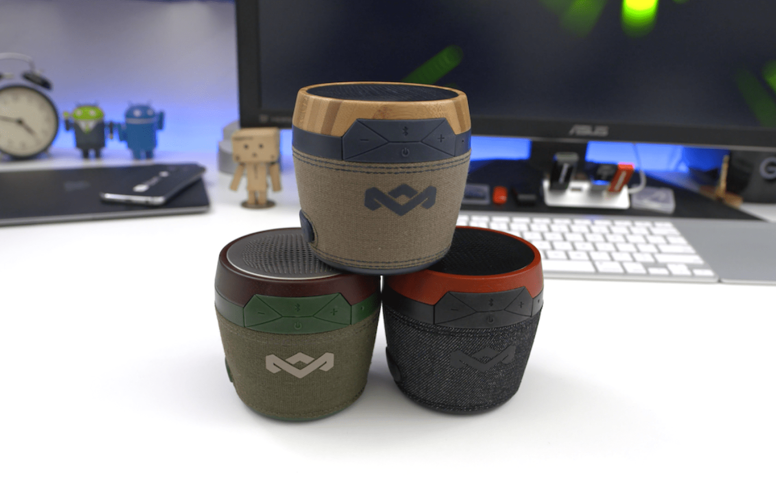 Review: House of Marley's Chant Mini is a solid Bluetooth speaker