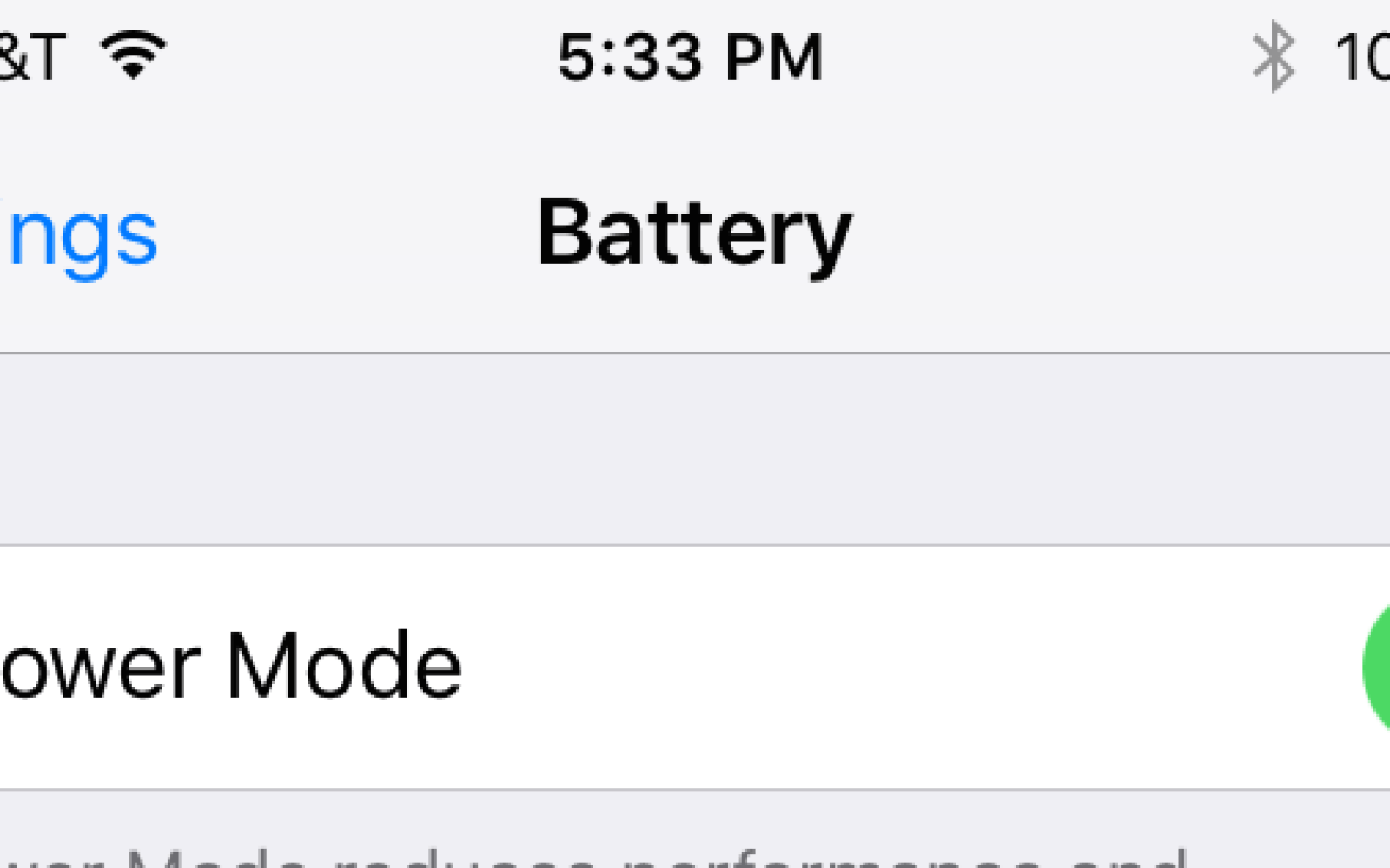 Low Power mode will turn your iPhone 6 into a cross between an iPhone 5 and 5s, show benchmarks