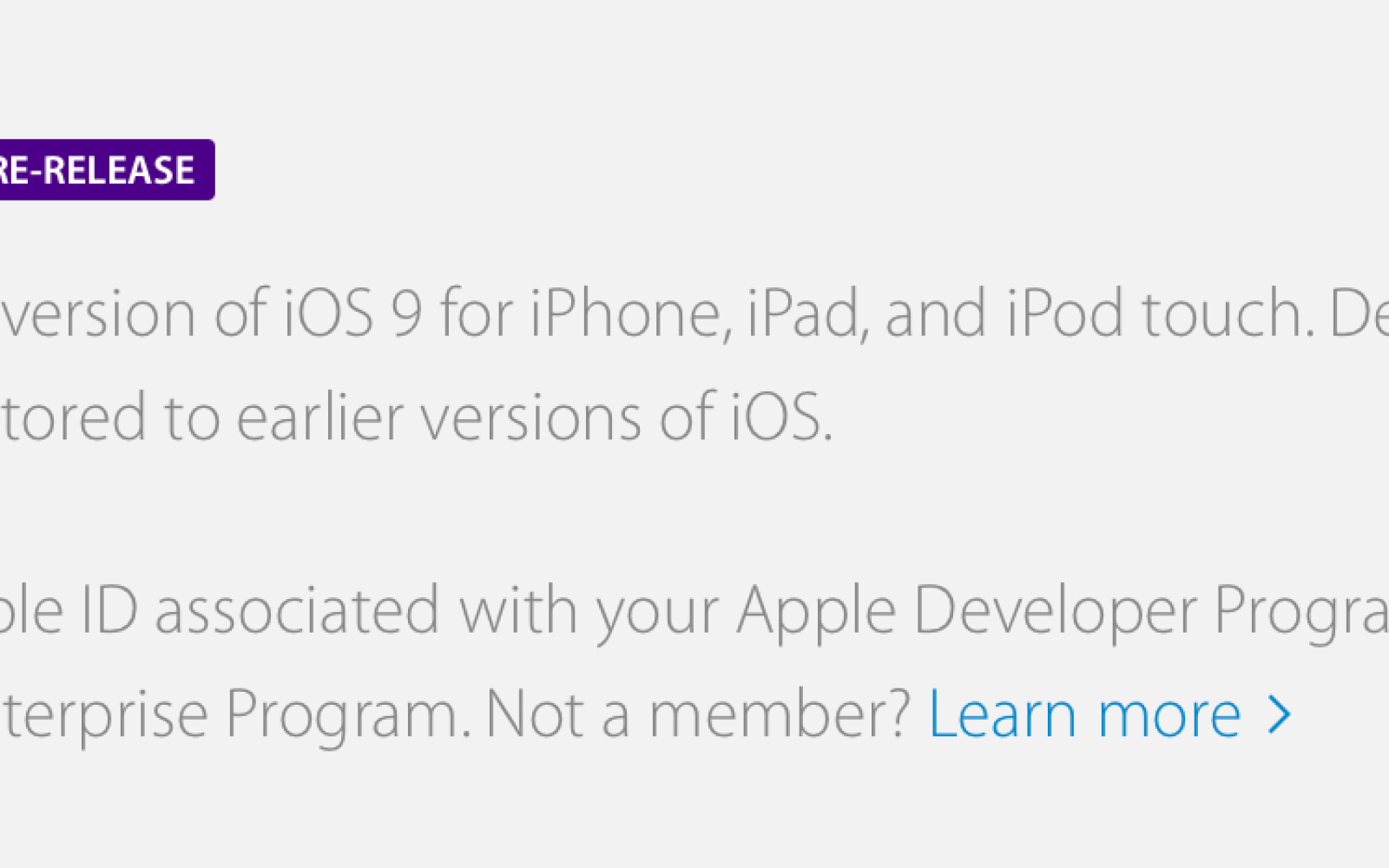 Apple releases iOS 9 beta 2 to developers for iPhone, iPad & iPod touch