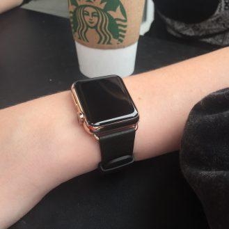 WatchPlate Apple Watch rose gold gallery 2